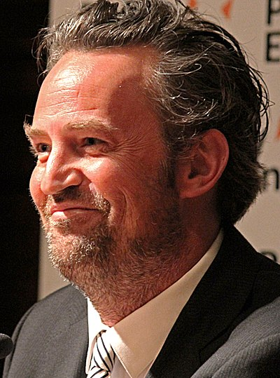 Matthew Perry, Canadian-American actor