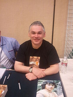Matthew Waterhouse - Gallifrey 2011.jpg