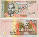 Mauritian rupees 100.png