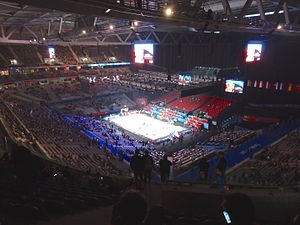 Stade Pierre-Mauroy - Stade Pierre-Mauroy during the FIBA EuroBasket 2015
