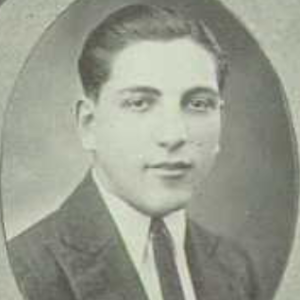 Goldy Goldstein - Goldstein from 1922 Oracle yearbook