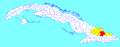 Mayarí (Cuban municipal map).png