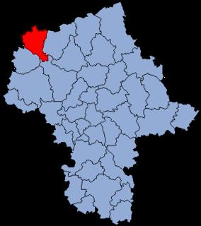 Żuromin County County in Masovian Voivodeship, Poland