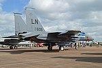 McDonnell Douglas F-15E Eagle '91-0605 - LN' (35097269773).jpg