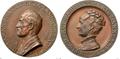Medaille Hermann und Marie Dannenberg 1884.png
