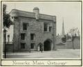 Mediaeval leicester billson f200 Newarke Main Gateway.png