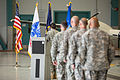 Medical Readiness and Training Command change of command 140510-A-TW638-017.jpg