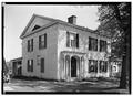 Meecham-Ainsworth House, Main Street, Castleton, Rutland County, VT HABS VT,11-CAST,2-1.tif