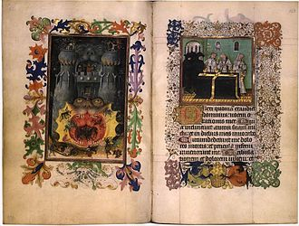 Hours of Catherine of Cleves - Hours of Catherine of Cleves.