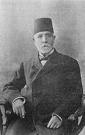 Mehmed Cemil Bey - Mehmed Cemil Bey c. 1870