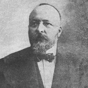 Mehmet Emin Yurdakul - An old photograph of Mehmet Emin Yurdakul