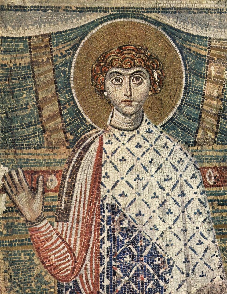 Meister der Demetrius-Kirche in Saloniki 001