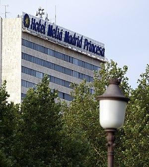 Meliá Hotels International - The Melia Madrid Princesa hotel