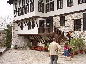Kordopulov House - The Kordopulov House.