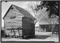 Melrose, Kings Highway (State Route 261), Wedgefield, Sumter County, SC HABS SC,43-WEDG.V,1-8.tif