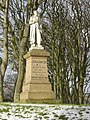 Memorial statue of Dr. John Alexander - geograph.org.uk - 1703732.jpg