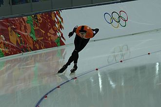 Speed skating at the 2014 Winter Olympics – Men's 5000 metres - Jorrit Bergsma