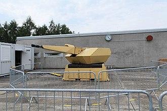 Counter Rocket, Artillery, and Mortar - Nächstbereichschutzsystem MANTIS of the German Air Force