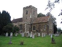Meppershall parish church, Beds - geograph.org.uk - 63224.jpg