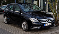mercedes benz b klasse wikipedia. Black Bedroom Furniture Sets. Home Design Ideas