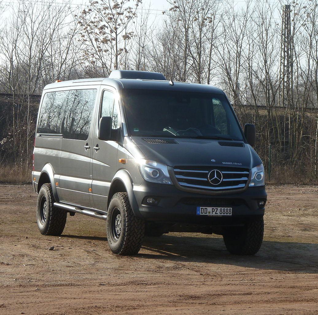 Mercedes Sprinter Tire Chains