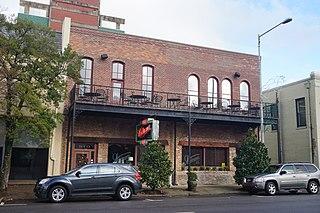 Weidmanns Restaurant United States historic place