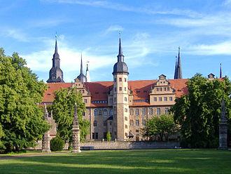 Merseburg - Merseburger Schloss