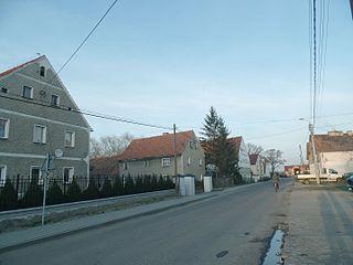 Meszno, Opole Voivodeship Village in Opole, Poland