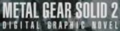 Metal Gear Solid 2 Digital Graphic Novel logo.png