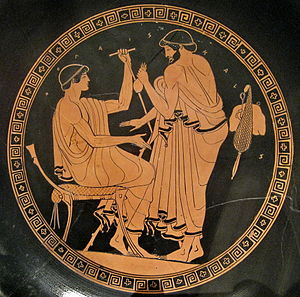 Кино секс в древней греции среди знати