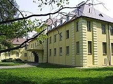 Il palazzo della famiglia Potocki a Międzyrzec Podlaski