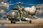 Mi-171Sh helicopter used by Bangladesh Air Force (28).png