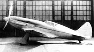Mikoyan-Gurevich MiG-1 - Image: Mi G 1