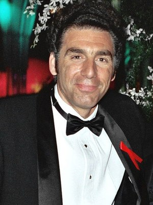Cosmo Kramer - Michael Richards, who played Cosmo Kramer, in 1993.