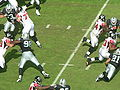 Michael Turner rushes at Atlanta at Oakland 11-2-08 1.JPG