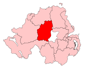List of parliamentary constituencies in Northe...