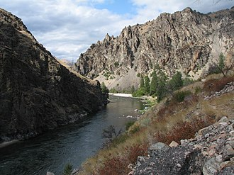 Frank Church–River of No Return Wilderness - Middle Fork Salmon River
