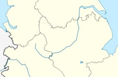 River Trent is located in Midlands England