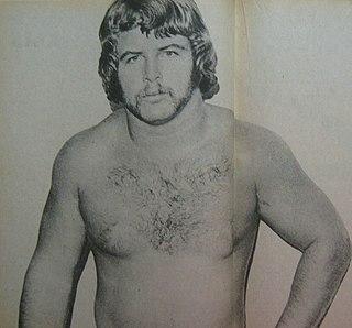 Mike Graham (wrestler) American professional wrestler