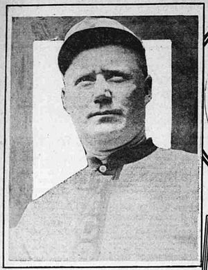 Mike Lynch (outfielder) - Image: Mike Lynch 1913