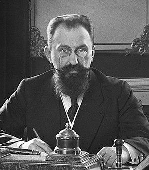 Mikhail Borovitinov - Mikhail Borovitinov in 1914