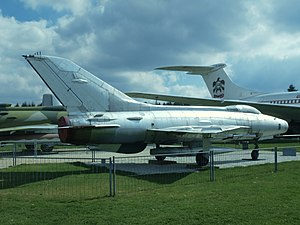 Mikoyan Gurevich MiG-21F-13 'Fishbed-C' - 1217 - East-German Air Force pic4.JPG