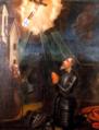 Milagre de Ourique (c. 1880-1890) - António José Pereira (Irmandade de Nossa Senhora de Rodes, Paróquia de Reriz, Diocese de Viseu).png