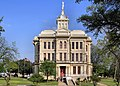 Milam County Texas Courthouse West Elevation 2018.jpg