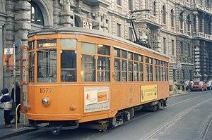 ATM Class 1500 - Image: Milan Tram PW 1577