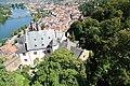 Mildenburg - Blick vom Bergfried.JPG