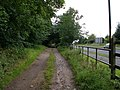 Mill Lane runs parallel to the A1027 - geograph.org.uk - 482723.jpg