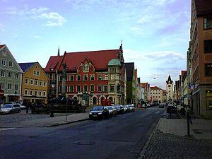 Mindelheim - Image: Mindelheim