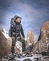 Mingma David Sherpa in the Mountain..jpg