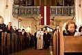 Ministru prezidents Valdis Dombrovskis piedalās Ekumēniskajā dievkalpojumā Doma baznīcā (6357250941).jpg